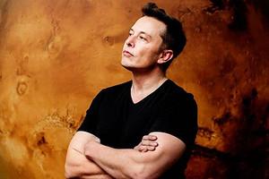 Илон Маск стал отцом в шестой раз