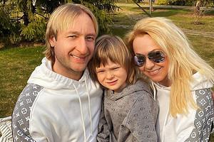 Евгений Плющенко, Наталья Водянова и другие звезды заступились за сына Рудковской