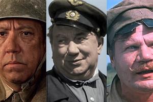 Звезды-ветераны: кто из знаменитостей был на фронте