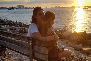 Настя Кочеткова показала повзрослевшую дочь от Резо Гигинеишвили