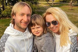 Сына Рудковской и Плющенко пригласили сниматься в «Ералаше» (видео)