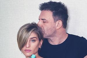 Нино Нинидзе показала первое фото с Виторганом в честь годовщины отношений