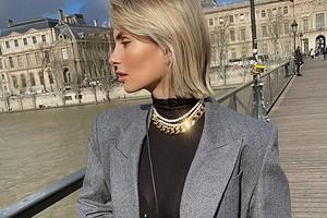 Универсальная вещь: с чем носить серый пиджак (47 лучших образов на любой случай)