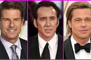Седина ему к лицу: как состарились популярные голливудские красавчики