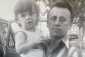 Максим Галкин показал свои детские фото и рассказал об отце