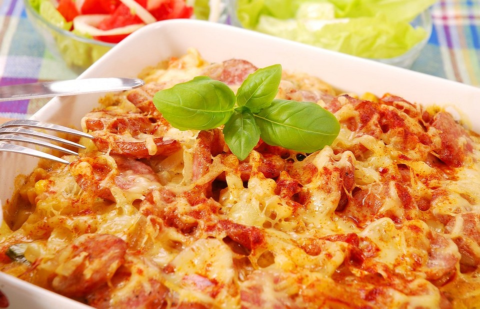 8 оригинальных рецептов картофельной запеканки с сыром