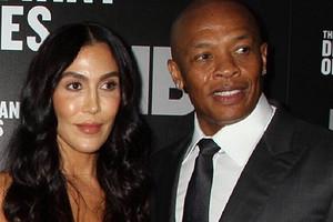Dr.Dre разводится с женой после 24 лет брака