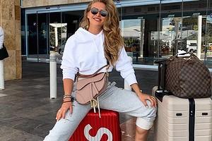 Не только дома и в спортзал: с чем носить спортивные штаны девушке (49 стильных образов)