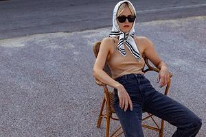 Как красиво надеть платок на голову: 8 простых, но модных вариантов (советует стилист)
