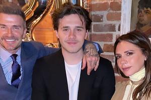 Виктория Бекхэм прокомментировала помолвку старшего сына