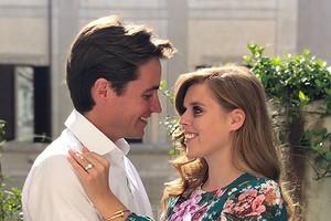 Появились первые фото со свадьбы принцессы Беатрис и итальянского миллионера