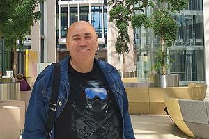 «Стройнею скаждым днем»: Иосиф Пригожин начал усиленную борьбу слишним весом