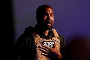 Канье Уэст расплакался во время предвыборной речи (вспомнил, как предложил Ким Кардашьян сделать аборт)
