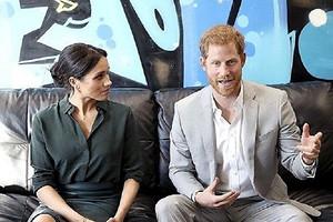 «Выявляют худшее друг вдруге»: королевский биограф оботношениях принца Гарри иМеган Маркл