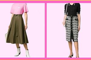 Пережиток прошлого: 6 моделей юбок, которые давно устарели и вышли из моды