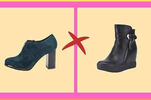 Работа над ошибками: 5 безвкусных пар осенних сапог, которые нельзя носить с брюками