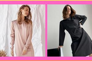 Собираем осенний гардероб: 6 российских брендов, у которых можно найти идеальное платье