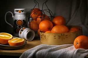 Диета на апельсинах: 6 способов похудеть вкусно (и сытно)