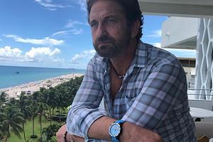 50-летний Джерард Батлер расстался с возлюбленной после 6 лет отношений