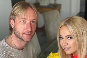 Яна Рудковская рассказала о кризисе в отношениях с Плющенко