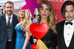 7 звездных пар, чья кинолюбовь стала реальной