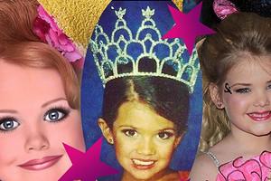 Маленькие королевы: как сегодня живут победительницы детских конкурсов красоты
