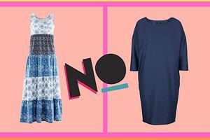 7 платьев, которые выглядят дешево и безвкусно