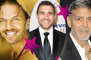 Джордж Клуни, Факундо Арана и другие актеры, в которых все были влюблены в 90-х годах
