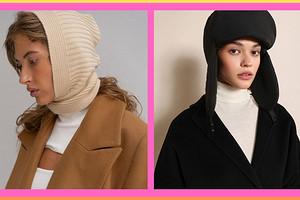 6 модных и необычных шапок от российских брендов, которые будут в тренде осенью-зимой 2020/21