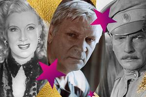 5 советских актеров, у которых была трудная жизнь из-за дворянского происхождения