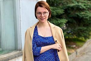 «Благодарна карантину»: молодая жена Петросяна рассказала, как скрывала беременность