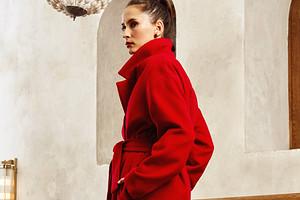 Современная женственность и элегантность в новой коллекции пальто Geox