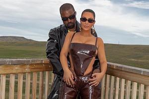 Ким Кардашьян планирует развод с Канье Уэстом