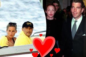 5 известных пар, которые трагически ушли из жизни в один день
