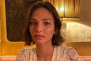 Алеся Кафельникова подтвердила роман с экс-бойфрендом Ходченковой новыми фото