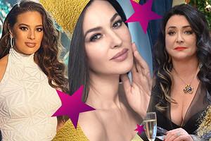 6 звездных женщин, которые не боятся стареть и поправляться и делают это с достоинством
