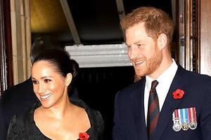 Меган Маркл и принц Гарри вернули долг британцам благодаря Netflix