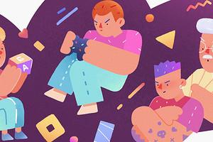 Одноклассники запустили проект #МеняВолнует о сексуальном воспитании, буллинге, детском здоровье и отношениях между поколениями