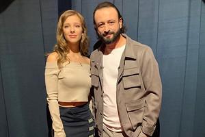 Лиза Арзамасова и Илья Авербух показали первый совместный снимок после свадьбы