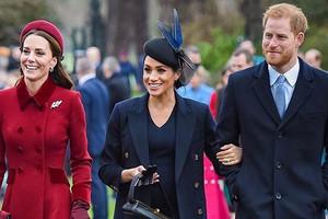 Меган Маркл и принц Гарри удивили Кейт Миддлтон подарком на день рождения