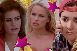 Главные секс-символы 90-х: известные актрисы 30 лет спустя