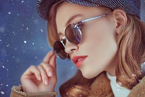 Почему солнцезащитные очки зимой даже нужнее (развеиваем главный миф)