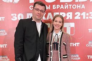 Кристина Асмус и Гарик Харламов воссоединились на дне рождения дочери