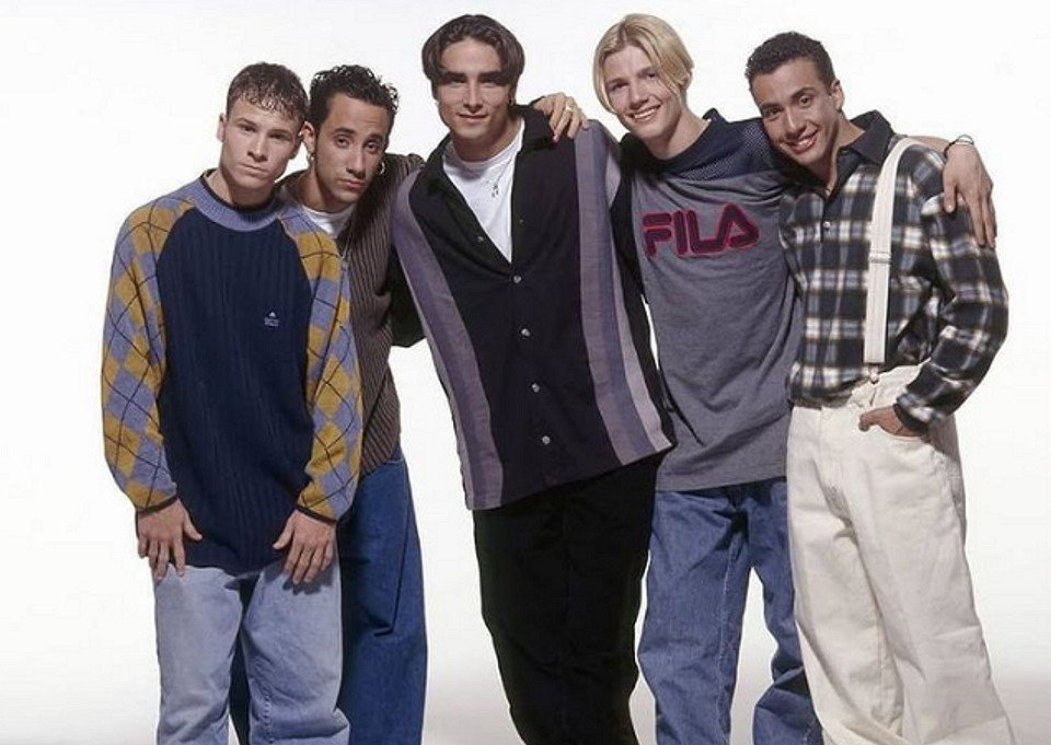 Группа Backstreet Boys: как изменились кумиры 90-х (фото)