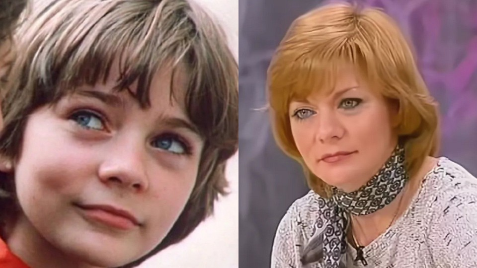 Дети-актеры из любимых советских фильмов: как они сегодня выглядят и чем занимаются