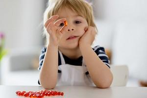 Передозировка витамина D у детей: первые симптомы