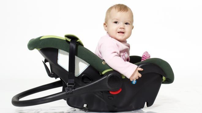 Штрафы за перевозку детей без автокресла хотят поднять