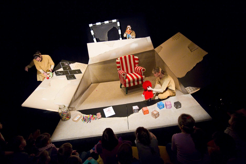 Международный фестиваль спектаклей для детей «ГАВРОШ» стартует в Москве