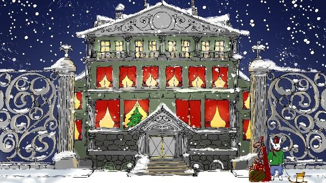 В гостях у сказки «Неточка и Рождество»
