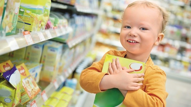 Сколько кусочков сахара содержится в обычных детских продуктах